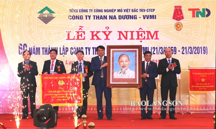 Than Na Dương: Kỷ niệm 60 năm thành lập